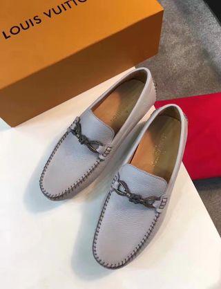 新入荷 人気 ルイヴィトン 革靴 国内発送