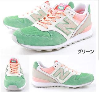 スニーカー New Balance WR996  靴