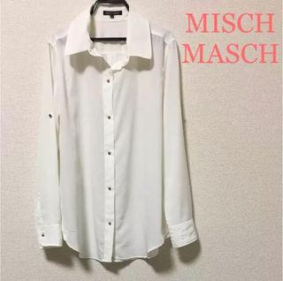 MISCH MASCHブラウスシャツ