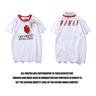 新入荷OFF-WHITE  19ss Tシャツ 男女兼用