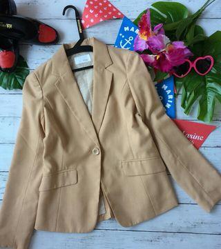 美品!インデックス春色×薄手スプリングテーラードジャケット