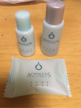 acpolessセット