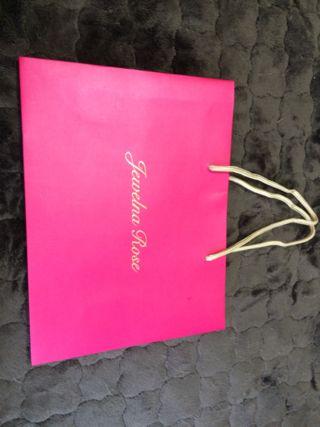 jewelna rose ショップ袋