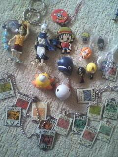 ワンピース 激安大量キャラクターグッズ