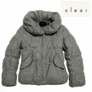 clear クリア ダウンジャケット [M] C49