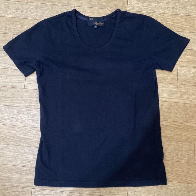 BEATRISE 無地Tシャツ