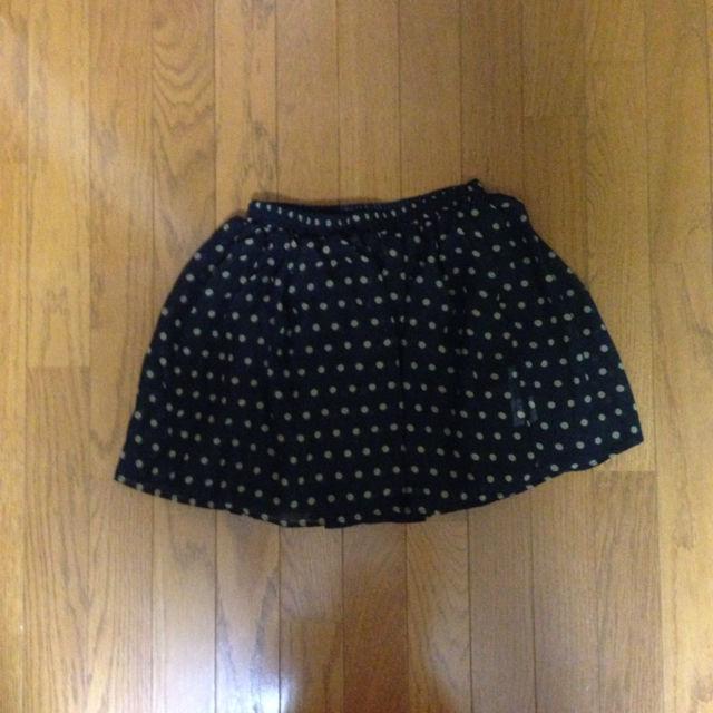 2way リバーシブルスカート