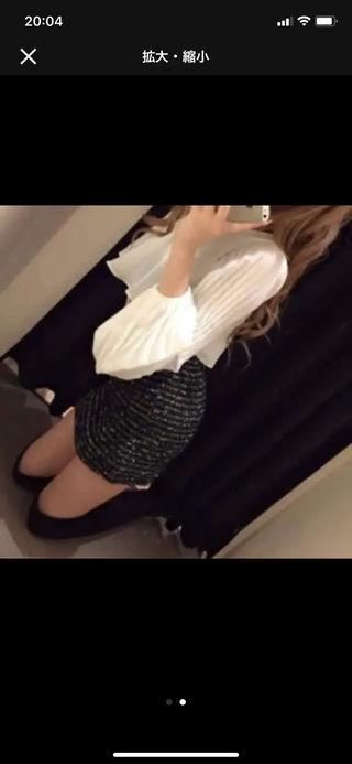 ワンピース スカート