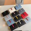 新作美品 可愛い美品 人気2つ折中財布 12色可選