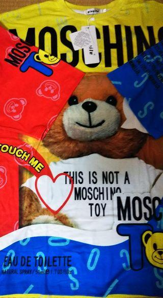 モスキーノ Tシャツ 新品未使用 国内発送
