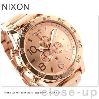 ニクソン 51-30 CHRONO 腕時計 A083-897