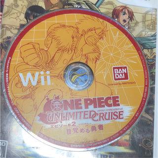 Wii ワンピースアンリミテッドクルーズエピソード2