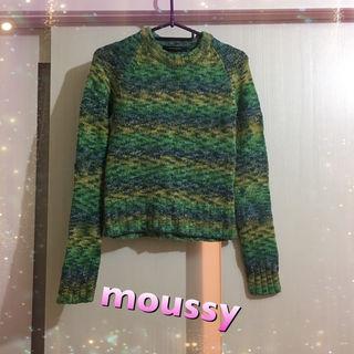 moussyセーター