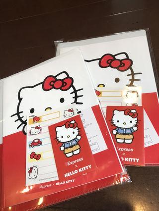 キティちゃんグッズ2セット