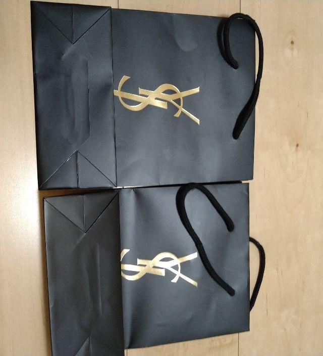 サンローラン YSL ショップ袋(Yves Saint Laurent(イヴ・サンローラン) ) - フリマアプリ&サイトShoppies[ショッピーズ]