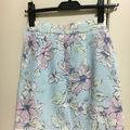 rienda花柄スカート