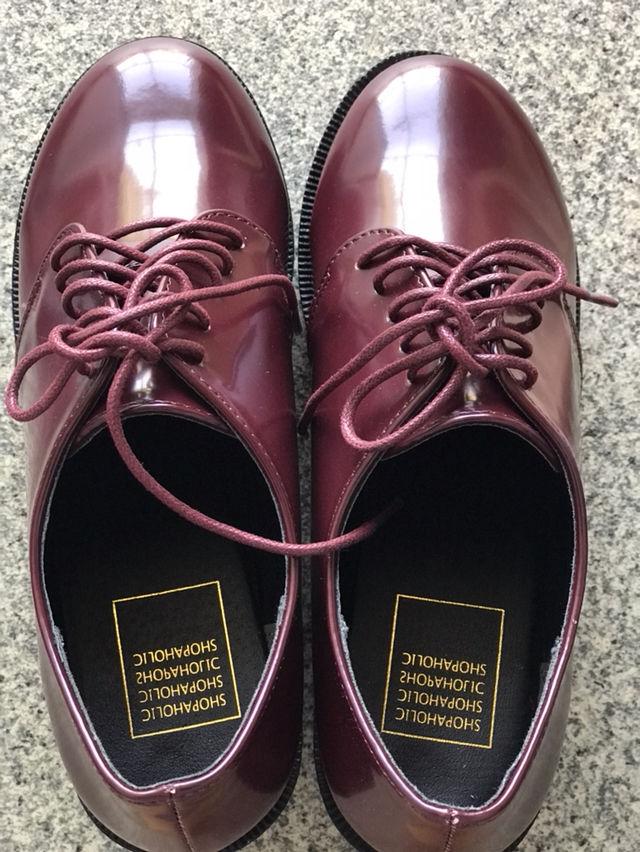 厚底靴(SPINNS(スピンズ) ) - フリマアプリ&サイトShoppies[ショッピーズ]