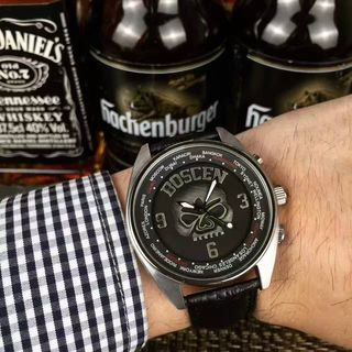 BOSCEN  メンズ腕時計