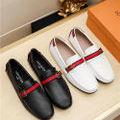 ヴィトンメンズ靴スニーカー 紳士ローファーシューズ