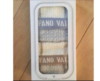 (送料無料)VALENTINOタオルハンカチ2P