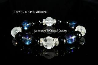 四神アクアオーラかっこいいメンズのパワーストーン 数珠