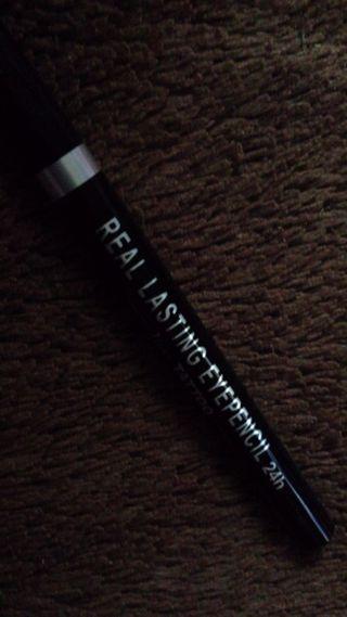 Kパレット リアルラスティングアイペンシル24h ブラック