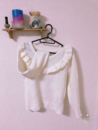 春物セーター