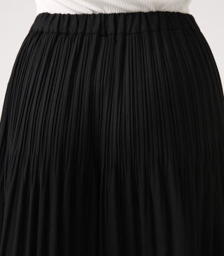 AZUL BY MOUSSY ベーシックプリーツスカート