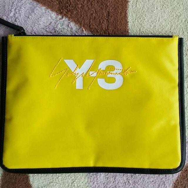 Y-3クラッチバック