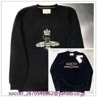 ロゴ 刺繍グッチ ニット セーター