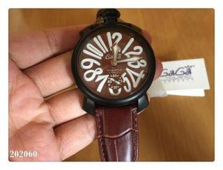 大人気Gaga 。腕時計