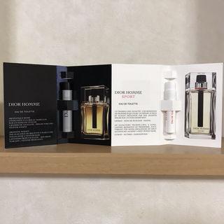 ディオール香水 2種類セット