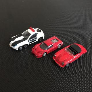 トミカ ミニカー 3台セット ポリスカー他