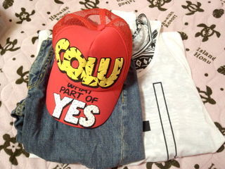 COCOLULU 豪華三点set\(^o^)/