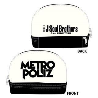 【新品】METRO POLIZ ポーチ  三代目JSB