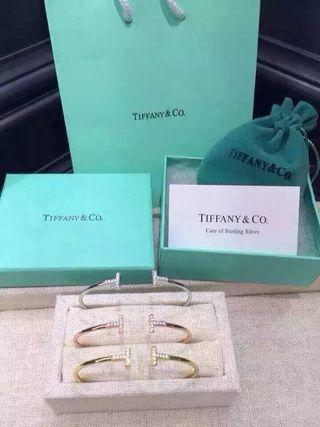 Tiffany ブレスレット 大人気 国内発送 ダイヤモンド