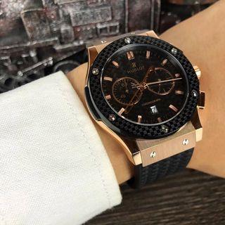 大美品 HUBLOT ウォッチ シャレな腕時計