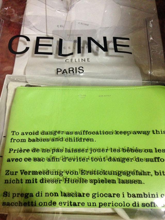 セリーヌクリアバックセット 正規品(CELINE(セリーヌ) ) - フリマアプリ&サイトShoppies[ショッピーズ]