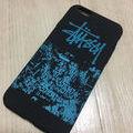 新品 送料込み ステューシー iPhoneケース