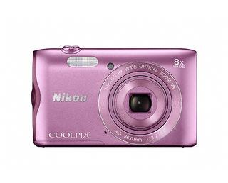 Nicon A300 デジカメ ピンク