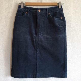 無印良品 ストレッチタイトスカート