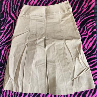 フォレストハートひざ丈スカート