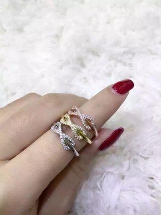 美品 可愛い指輪リング 224