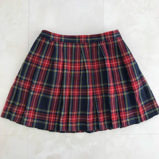 w closetプリーツスカート
