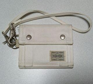 PORTER折財布!