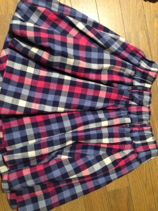 春に!pageboy skirt :)
