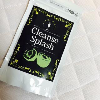 クレンズスプラッシュ cleanse splash