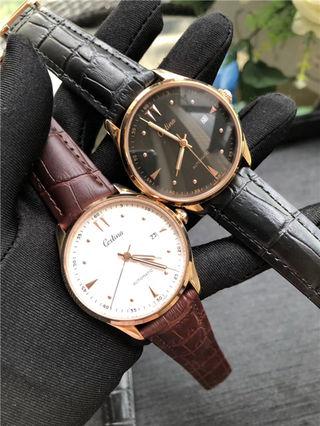 カルティエ自動巻きウオッチ  腕時計