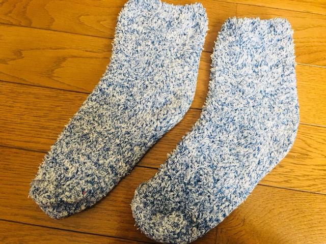 もこもこ靴下 使用済(ノーブランド ) - フリマアプリ&サイトShoppies[ショッピーズ]