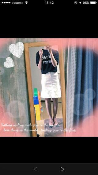 オゾックのマーメイドスカート!